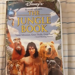 Disney's The Jungle Book VHS